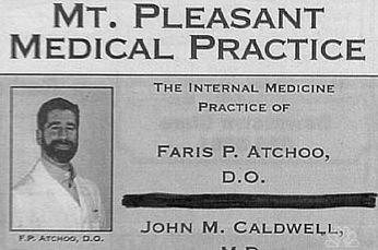 Dr aTchoo
