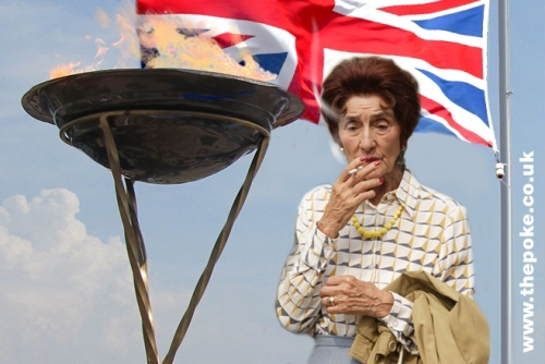 dot-cotton-olympic-flame
