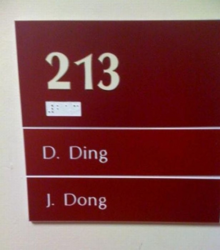 ding-dong