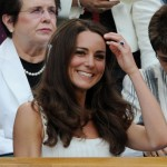 Kate Middleton At Wimbledon In Photos