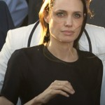 Angelina Jolie In Syria (In Photos)