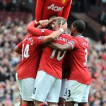 Manchester United 8 Arsenal 2: Photos