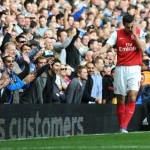 Chelsea 3 Arsenal 5: Premier League Photos