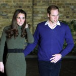 Prince William and Kate Middleton visit Centrepoint