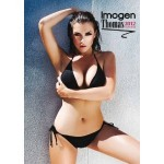 Imogen Thomas 2012 Calendar Photos