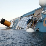 In photos – the Costa Concordia disaster