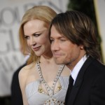 Nicole Kidman and Keith Urban at Golden Globes 2012 – in photos