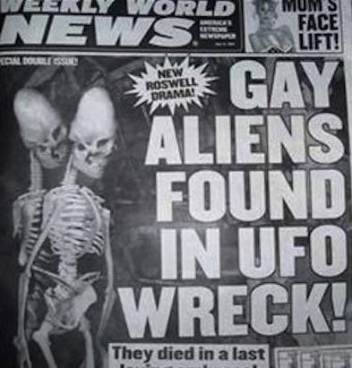 gay aliens