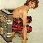 Pin-ups – from yesteryear