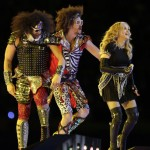 Madonna Halftime show in photos – Super Bowl 2012