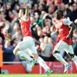 Arsenal thrash Spurs in photos – Redknapp for England!