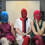 Pussy Riot – in photos