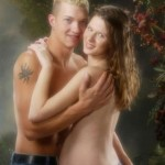 Awkward engagement photos are brilliant