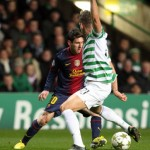 Celtic 2 – 1 Barcelona: Champions League photos