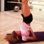Gulnara Karimova: the yoga photos