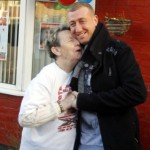 X Factor photos: Christopher Maloney heads to Norris Green, Liverpool