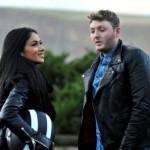 X Factor photos: James Arthur takes Nicole Scherzinger to Saltburn-by-the-Sea