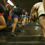 No Pants Subway Ride 2013 – the best of