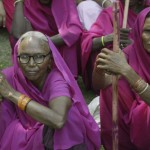 Gulabi gang – in photos