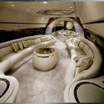 Inside the private jets of the sticking rich – photos
