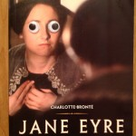 Books with Googly eyes