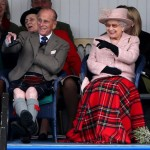 In Pictures: Queen, Duke and Prince at Braemar Gathering