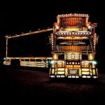 Dekorta: Japanese trucker art lights up the skies (photos)