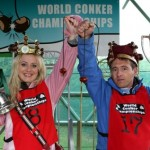 Photos: The 2013 World Conker Championships at the Shuckburgh Arms in Southwick Northamptonshire