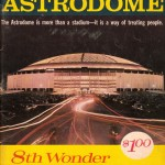In 1966 The Houston Astrodome Was The '8th Wonder Of The World' – The Original Goliwoggs Brochure Photos