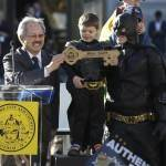 Miles Scott Is Batkid: The Story Of A Dream Made Real In Photos