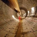 Crossrail: The Building Of London's New Underground World In Photos
