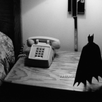 Batman Sees Out His Retirement In America's South West (Photographed By Rémi Noël)