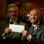Britain's First Gay Wedding In Photos – March 29, 2014