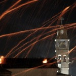 Greek Village Of Vrontados Celebrates Easter With A Rocket War