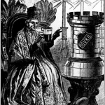 Pope Leo XIII And A Cup of Bovril: 'The Two Infallible Powers' c.1900