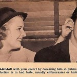 Wonderfully Sexist Dating Advice From 1938