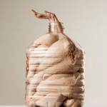 Artist Crams Jars With Raws Meat To Turn Your Stomach
