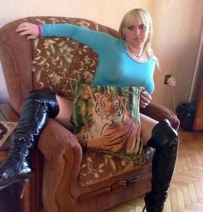 Funny Russian dating site pics