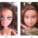 Artist gives abandoned kids' erotic play  dolls a new makeunder