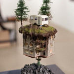 Patrick Bergsma's sculptures are when trees take over