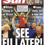 UK vanquishes the EU – the front pages