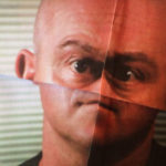 Folded Ross Kemp: hilarious pictures of the TV hard man