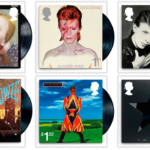 David Bowie Stamps: The Royal Mail collection