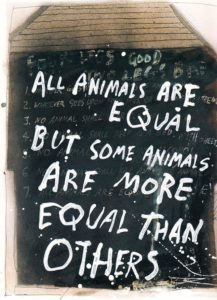George Orwell 1984 Ralph Steadman