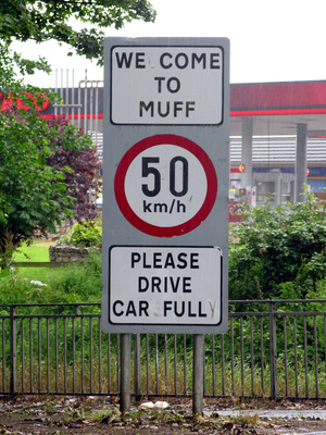 Muff Crescent curt reporting funny names