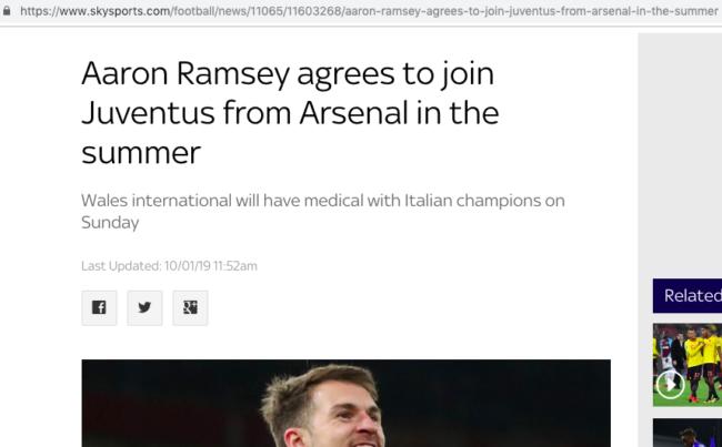 Aaron Ramey transfer