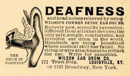 ear deaf