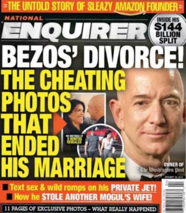 Jeff Bezos penis