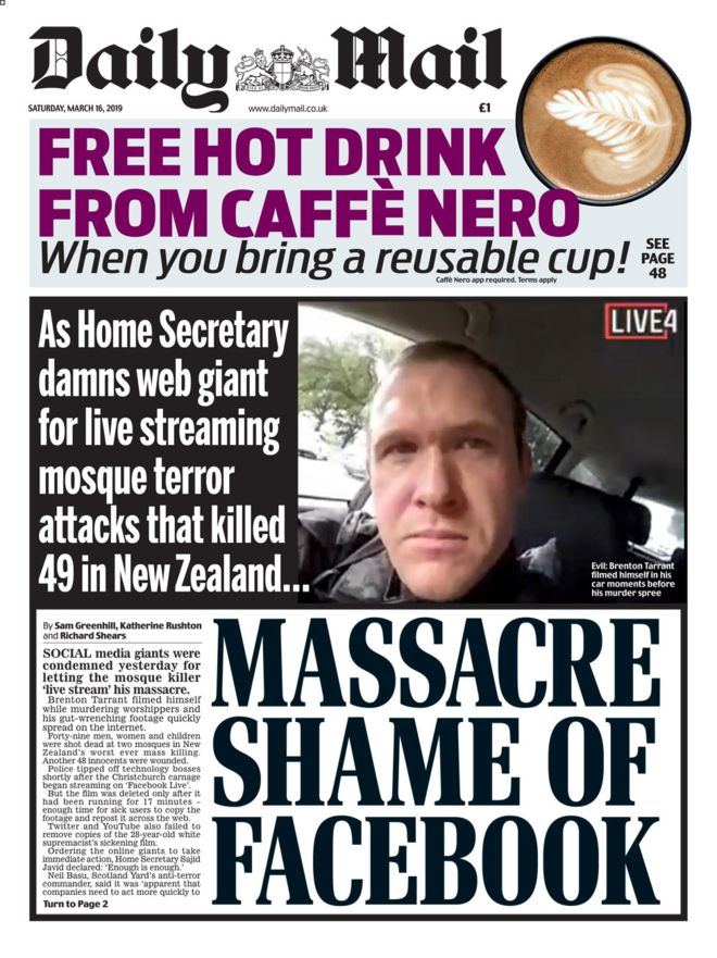 daily mail new zealand facebook