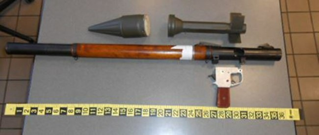 TSA rocket-propelled grenade